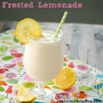Frosted Lemonade | realmomkitchen.com