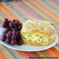 Bacon Egg Salad Sandwiches | realmomkitchen.com